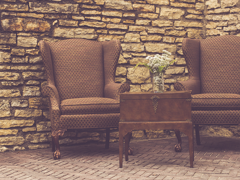 Sitz und Polstermöbel